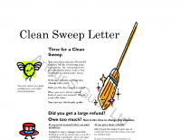 Clean sweep 2018